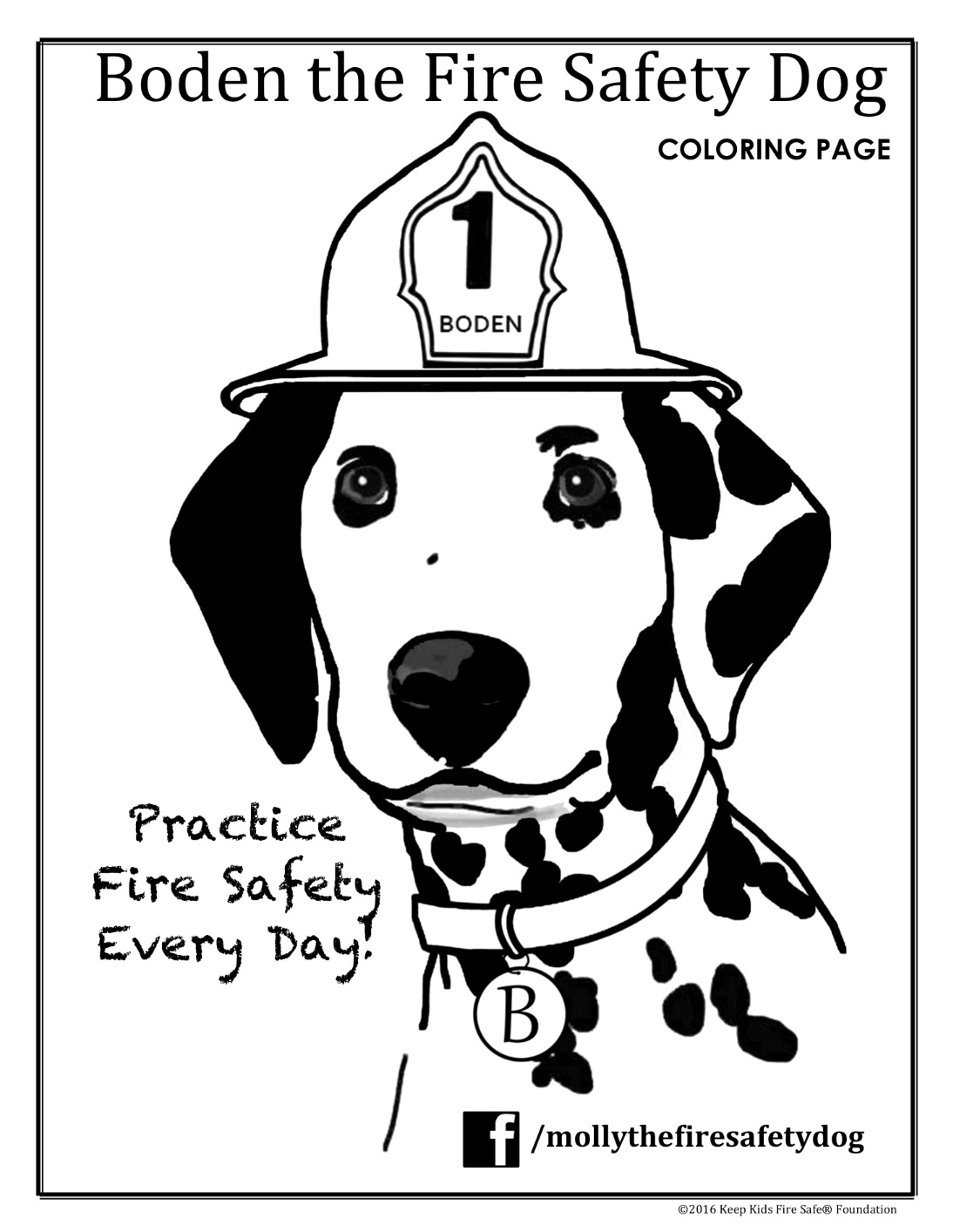 keep kids fire safe educators page