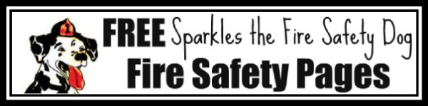 Keep Kids Fire Safe Kids Page